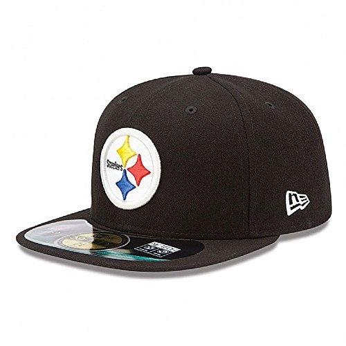 Unbekannt New Era 59Fifty Pittsburgh Steelers M91_ 718