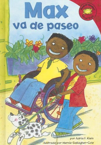 Max Va de Paseo = Max's Fun Day (Read-it! Readers en Espanol: La vida de Max/ The Life of Max) por Adria F. Klein