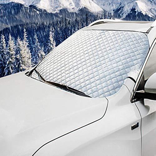 FDSEA Faltbare Sonnenblende für Windschutzscheibe für maximalen UV-Schutz und Sonnenlicht, um Ihr Auto kühl zu halten