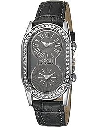 ESPRIT Women's Analogue Quartz Watch with Leather Strap – EL101192F03