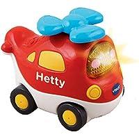 VTech Toet Toet Auto's Hetty Helikopter Niño/niña juguete para el aprendizaje - juguetes para el aprendizaje (AAA, 90 g, 127 mm, 71 mm, 102 mm, 180 g)