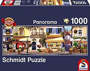 Schmidt Spiele 58383 - Puzzle panorámico de París (1000 Piezas)
