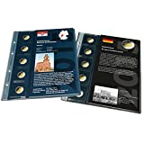 Nachtrag 2015 für Classic-Album für dt. 2 Euro-Gedenkmünzen Hessen und 25 J.Dt.Einheit