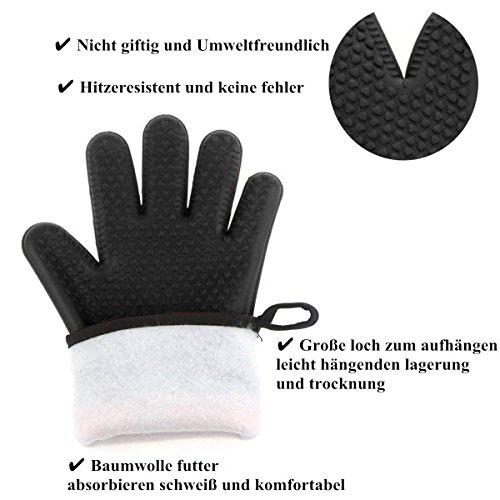 Zoom IMG-3 voyage premium guanti da forno