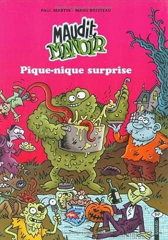 Maudit Manoir, tome 1 : Pique-nique