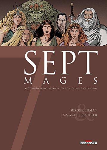 Sept mages par Serge Lehman