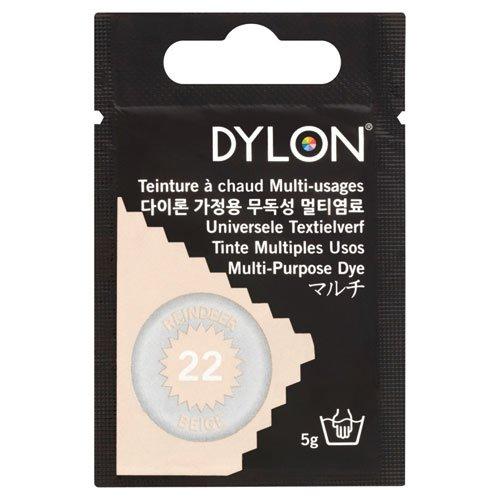 Dylon Tinte X Tessuti Cialdina Multi Purpose Dye - 22 Reindeer Beige