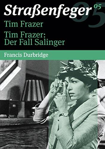Straßenfeger: Tim Frazer / Tim Frazer: Der Fall Salinger (4 DVDs)