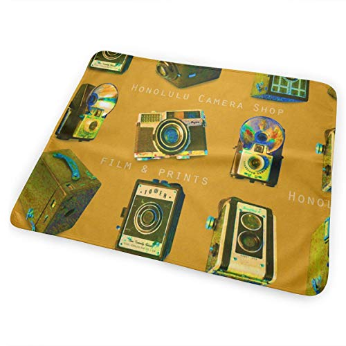 Honolulu Camera Shop Washable Incontinence Pad Baby Changing Pad Pet Mat Large Size 25.5 x 31.5 inch (65cm*80cm)
