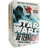 Chuck Wendig Star Wars - Aftermath Trilogy – 3 Buchsammlung