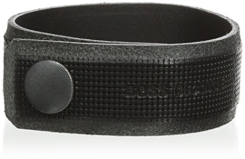 BOSS Orange Herren Armband Maxence, Gr. One Size, Schwarz (Black 001)