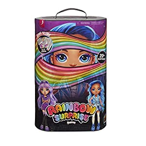 Poopsie Girls 561118 Rainbow Sorprises RAE or Skye, Multi Niñas