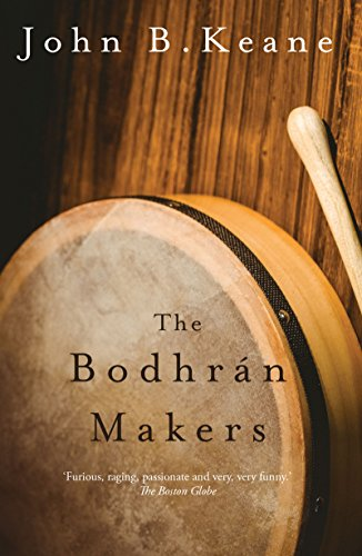 The Bodhrán Makers
