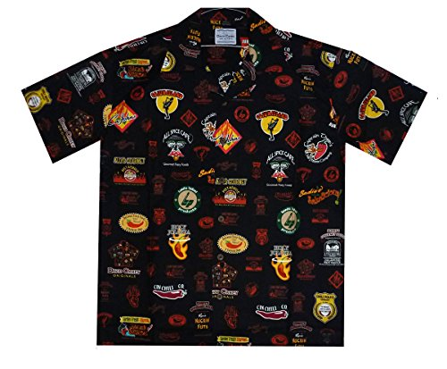 DC-Original-Camisa-Hawaiana-ChiliPolice-negro-4XL