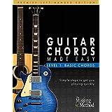 Left-Handed Guitar Chords Made Easy, Level 1: Basic Guitar Chords: Volume 1