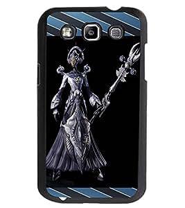 ColourCraft Devil Design Back Case Cover for SAMSUNG GALAXY GRAND QUATTRO I8552 / WIN I8550