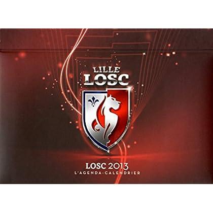 L'agenda-Calendrier LOSC 2013