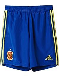 adidas Federación Española de fútbol Euro 2016 - Pantalón corto de entrenamiento