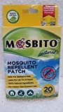#5: Mosbito Mosquito repellant -20 Patch