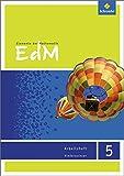 Elemente der Mathematik SI - Ausgabe 2015 für das G9 in Niedersachsen: Arbeitsheft 5 -