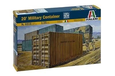 Italeri 510006516 - 1:35 20 Military Container von Italeri