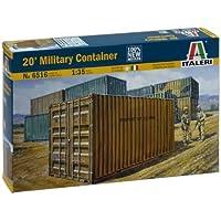 Italeri 510006516 - 1:35 20 Military Container