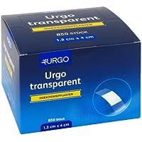 URGO TRANSPARENT Injektionspflaster 1,2x4 cm 850 St Pflaster preisvergleich bei billige-tabletten.eu