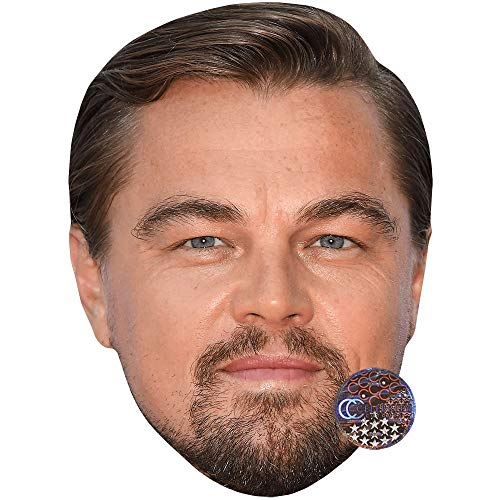 Celebrity Cutouts Leonardo Dicaprio (Beard) Big Head