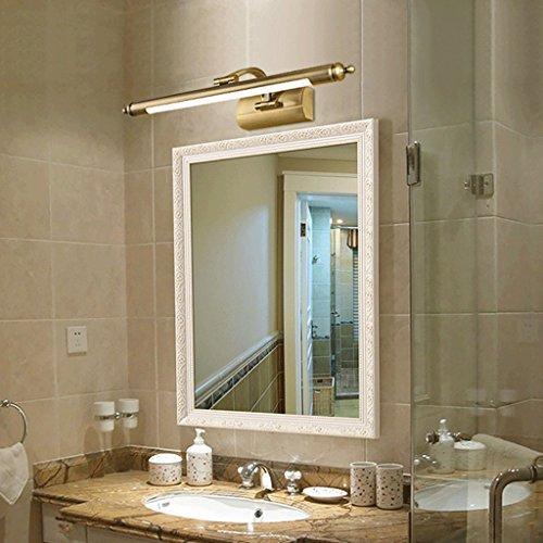 Popa illuminazione bagno specchio luci anteriori specchio - Luci bagno specchio ...