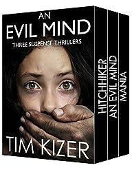 Evil Minds---Three Suspense Thrillers (English Edition)