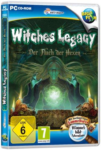 Witches Legacy: Der Fluch der Hexen