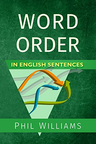 Word Order in English Sentences (English Edition) eBook: Williams ...