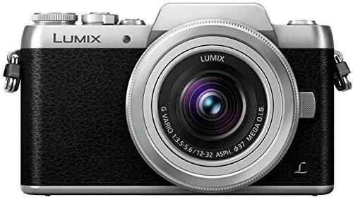 Panasonic Lumix DMC-GF7K + G VARIO 12-32mm 16MP Live MOS 4592 x 3448Pixels Nero, Argento
