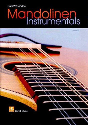 Mandolinen Instrumentals: Noten/ TAB (Mandoline Noten, Mandolinennoten)