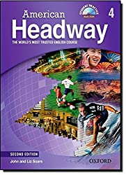 American Headway 4 Student Book & CD Pack by John Soars (2010-10-16)