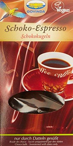 Govinda Boules au Chocolat Espresso Bio 120 g