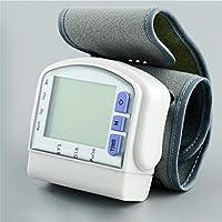 LL-Digital Automatic Wrist Pulse Blood Pressure Pulse Beat Meter Pantalla LCD