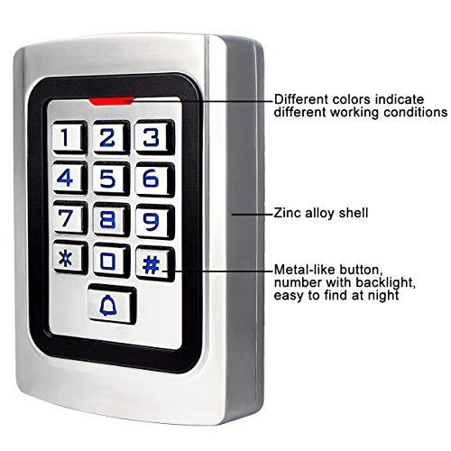 Zoom IMG-1 retekess k10em w controllo accessi