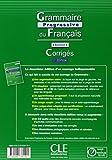 Image de Grammaire progressive du français - Niveau avancé - Corrigés - 2ème édition