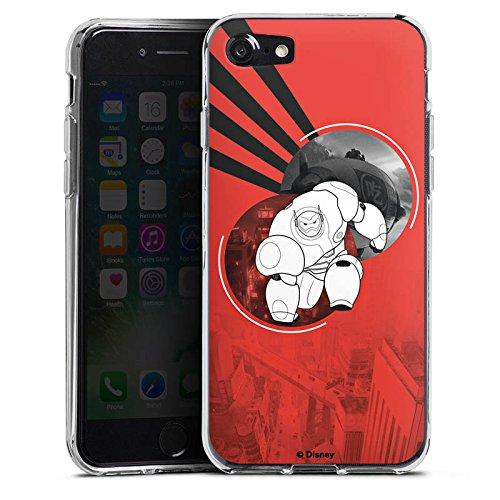 Apple iPhone X Silikon Hülle Case Schutzhülle Disney Baymax Merchandise Silikon Case transparent