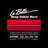 La Bella 760FHBB Beatle Bass Flatwound