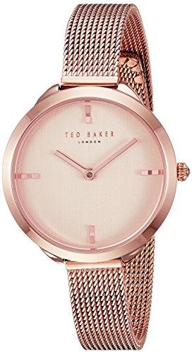 Ted Baker TE15198010 Montre à bracelet pour femme