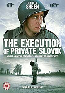 The Execution of Private Slovik [DVD] [1974]