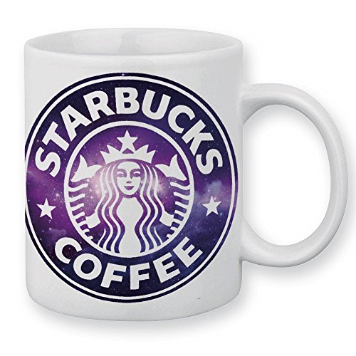 Mug Starbucks Coffee Galaxie - Fabriqué en France - Chamalow shop