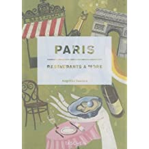 Paris, restaurants & more (Icons Series)