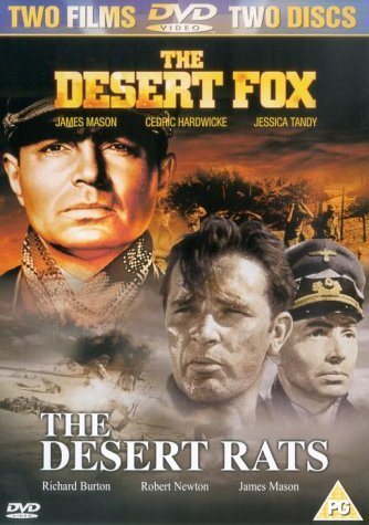 The Desert Fox / The Desert Rats [UK Import]