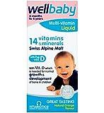 vitabiotics wellkid Baby Sirup 150ml