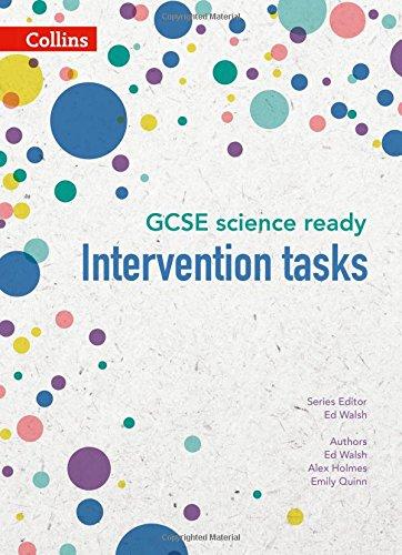 GCSE Science Ready Intervention Tasks for KS3 to GCSE (GCSE Science 9-1)