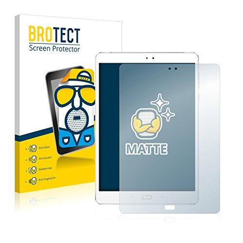 BROTECT Schutzfolie Matt kompatibel mit Asus ZenPad 3S 10 Z500KL [2er Pack] - Anti-Reflex