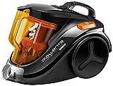 Rowenta RO3753EA Aspirateur Sans Sac Compact Power Cyclonic Parquet 3A 750W Orange [Classe énergétique A] (Certifié Reconditionné)